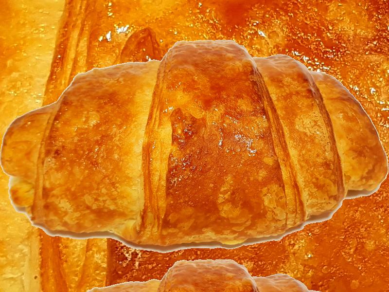 Cofetaria Dolce Vita New Pitesti – Patiserie croissant simplu