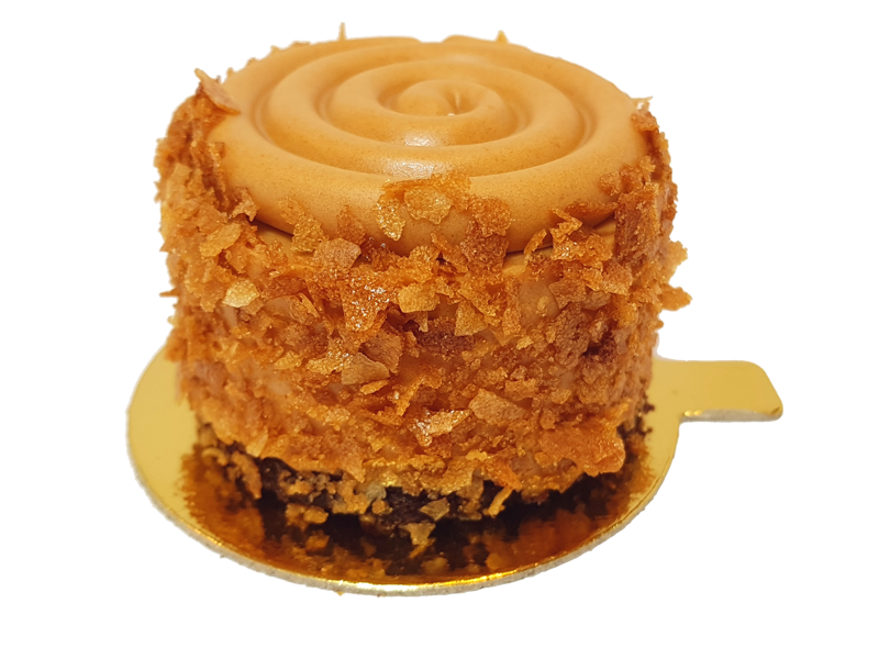 Cofetaria Dolce Vita New Pitesti – Prajitura caramel crocant