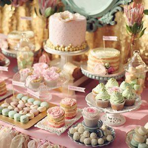 dolce vita candy bar nunta